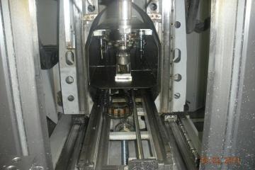 CNC-Fraese-sauber